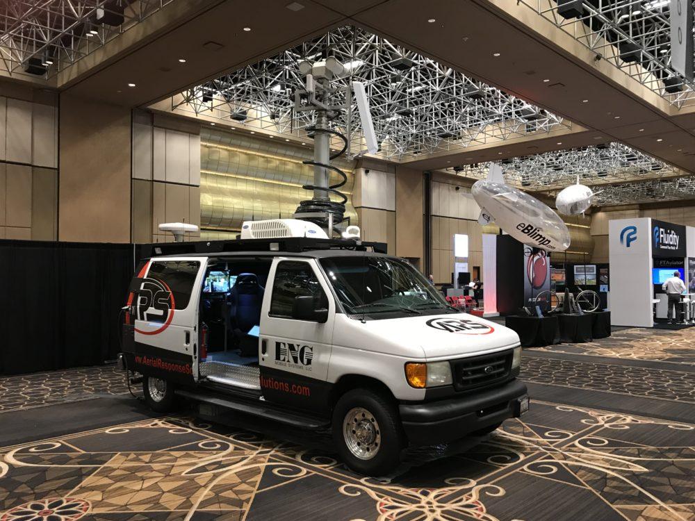 UAS mobile command vehicles services